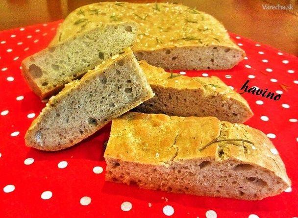 Chlebový posúch s rozmarínom (fotorecept)