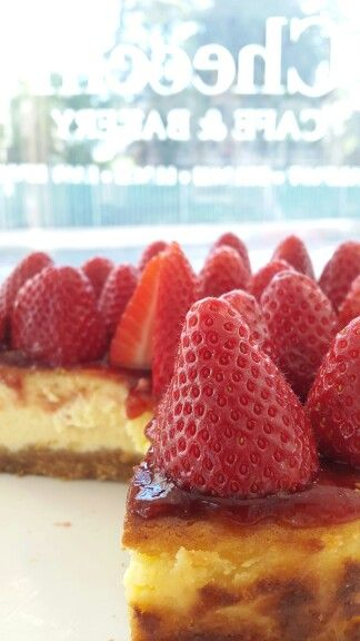 Cheese cake del Checchi Cafe