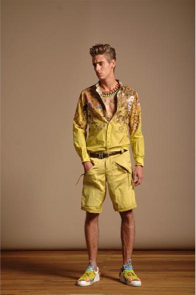 Gaetano Navarra spring/summer 2012 collection