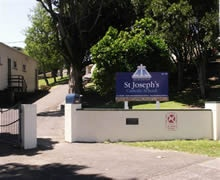 St Josephs School in New Plymouth