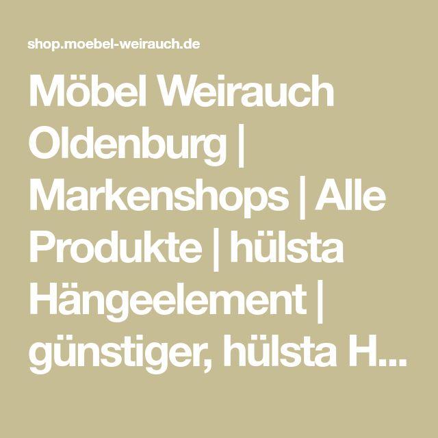 Möbel Weirauch Oldenburg | Markenshops | Alle Produkte | hülsta Hängeelement | günstiger, hülsta Hängeelement, Hülsta, Gentis Kernnussbaum BxHxT ca. 211,1x35,2x33