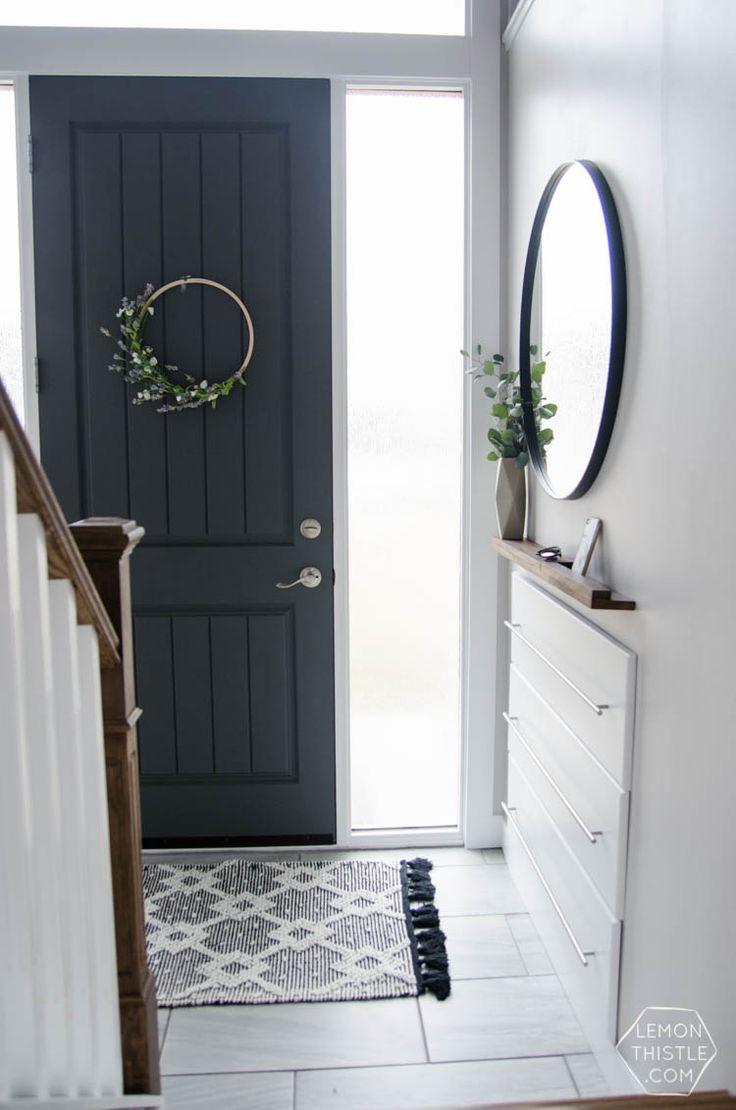1000 ideas about split level entry on pinterest split for Split foyer plans
