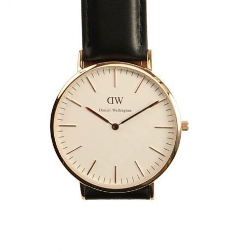 Sheffield Watch by Daniel Wellington $250 | We dare anyone not to fall in love with these preppy cool time pieces. The refined and minimalist watches by Daniel Wellington are designed for the gentleman with classic sensibility. | GOTSTYLE.ca