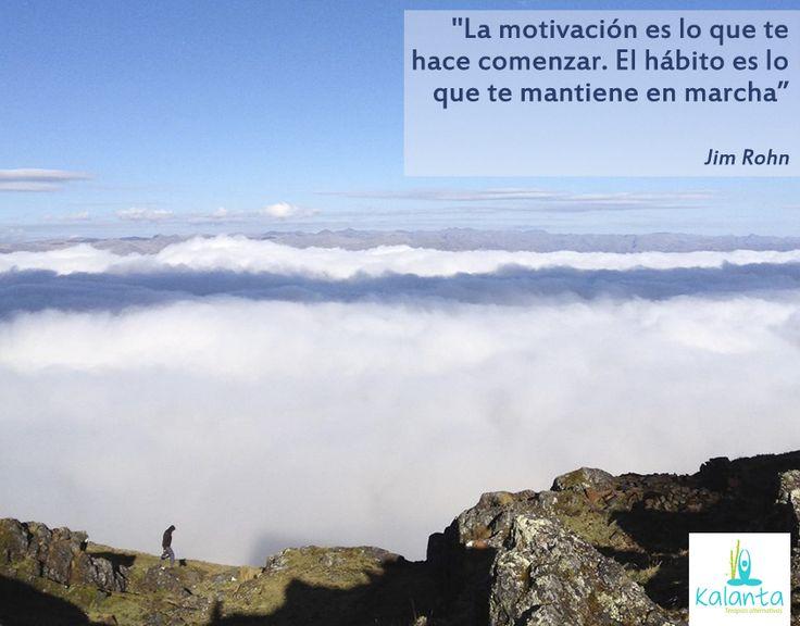 Motivación - Hábito