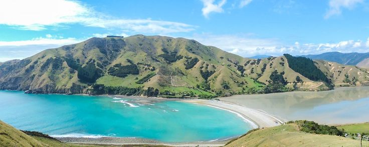Hello from Nelson! Take note of cable bay. Beautiful spot to visit near Nelson.