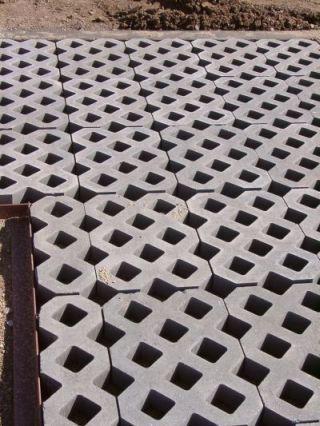 New Open Cell Pavers Grasscrete Turfstone Lawnsite