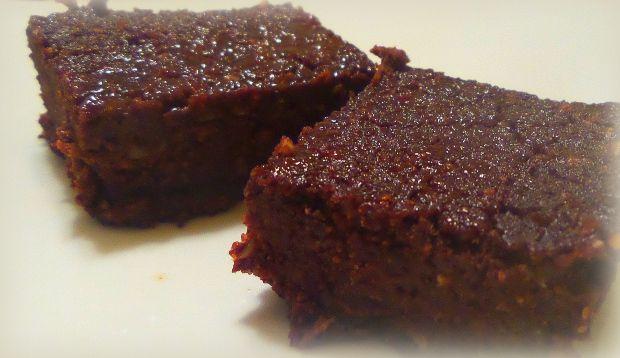 Brownie z kaszy gryczanej