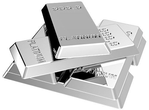 Platinum prices have fallen, but 2017 may be a good year for companies that mine it if platinum prices turn around.