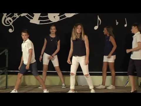 1415 fiesta final de curso INFANTIL - YouTube