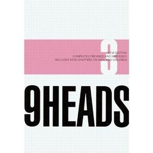 9 Heads, drawing the fashion figure