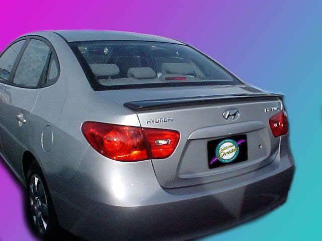 Hyundai Elantra 2007 2010 Custom Style Spoiler M 760n Hyundai Elantra Elantra Hyundai