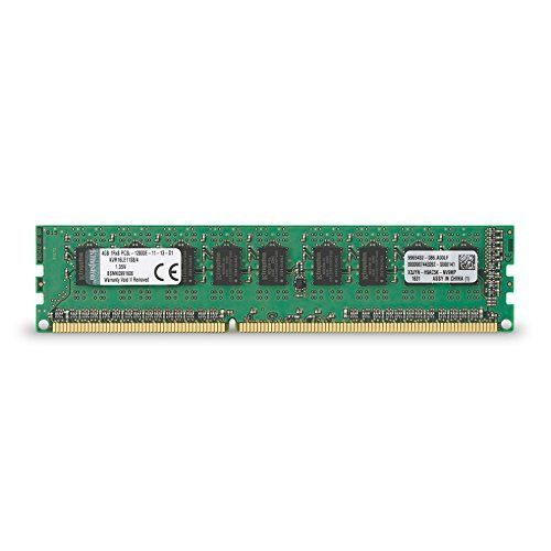 One 4GB module of 1600MHz DDR3L Memory * 240-pin Registered DIMM * From the industry leader in PC Memory * (Placed within the Amazon Associates program) * 12:04 Mar 10 2017