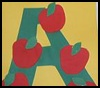 A    is for Apple  : Alphabet Letters Crafts Ideas for Preschoolers