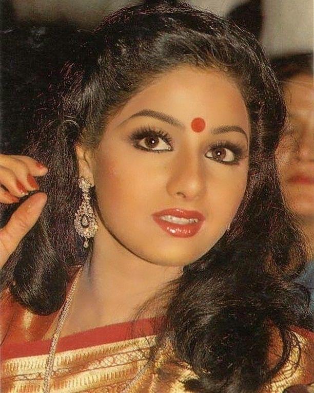Sridevi's classic look!