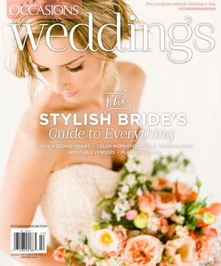 Occasions: Weddings Edition - Summer 2014