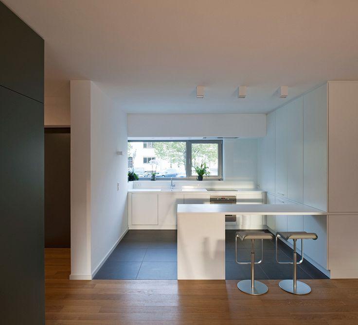 die besten 25 reihenhaus k che gestalten ideen auf pinterest bank k che u k che mit insel. Black Bedroom Furniture Sets. Home Design Ideas
