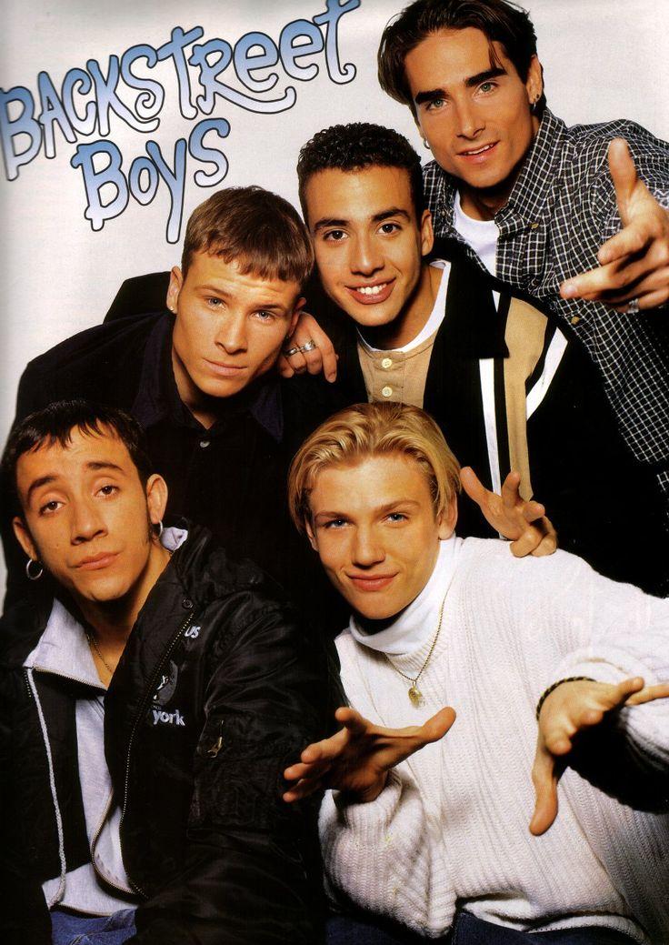 Backstreet Boys in 1995