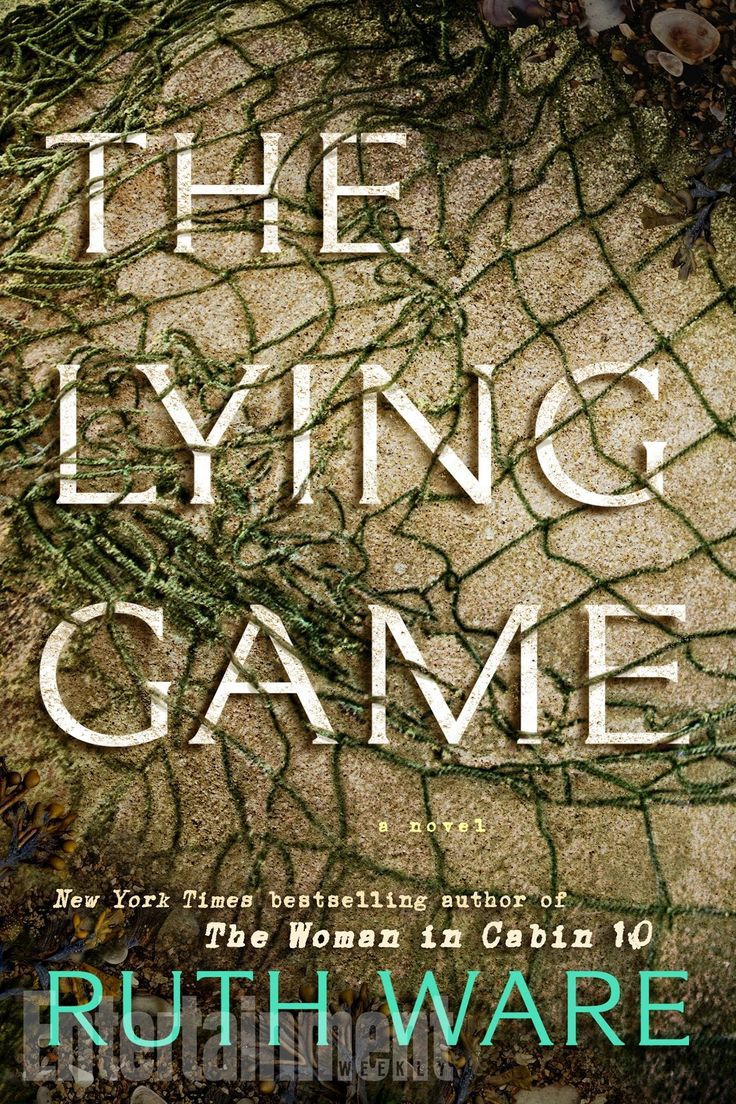 'The Lying Game' by Ruth Ware  Finished 10/16/17