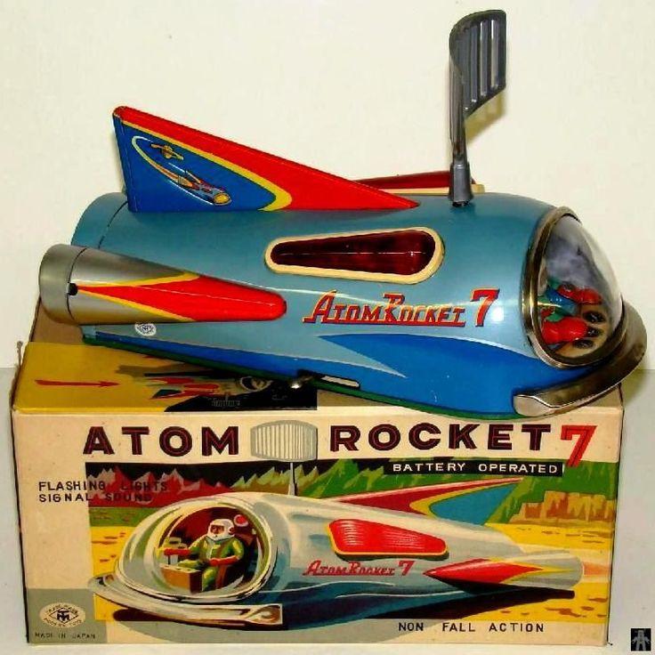 Vintage Space Toys : Best vintage space toys images on pinterest