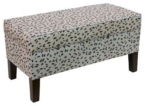 Cloth & Co. Mila Storage Bench - Cloth & Co