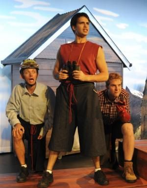 BWW Reviews: BUGALUGS BUM THIEF Brings Tim Winton's Humorous Mystery to Life for Youngsters with Energy, Music And Australian Ease.