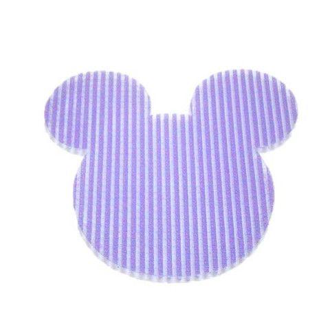 Mickey Velcro hair pin Purple – Pink Hippo Store