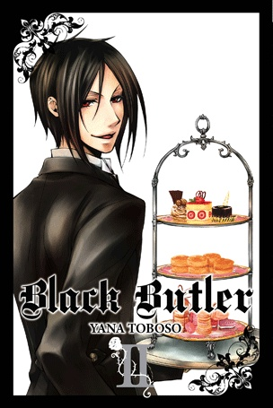 black butler book covers - II