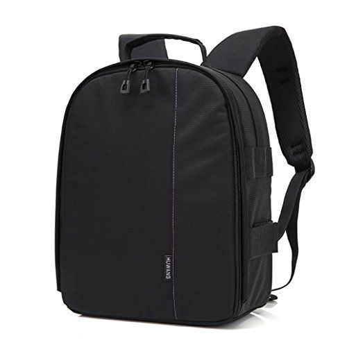 Camera+DSLR+Backpack+Mokao+Waterproof+Travel+Bag+by+for+Camera+Lens+Laptop/Tablet+and+Photography+Accessories+For+Nikon+Canon+Sony+Olympus+Samsung+Panasonic+Pentax+Cameras+(PP)