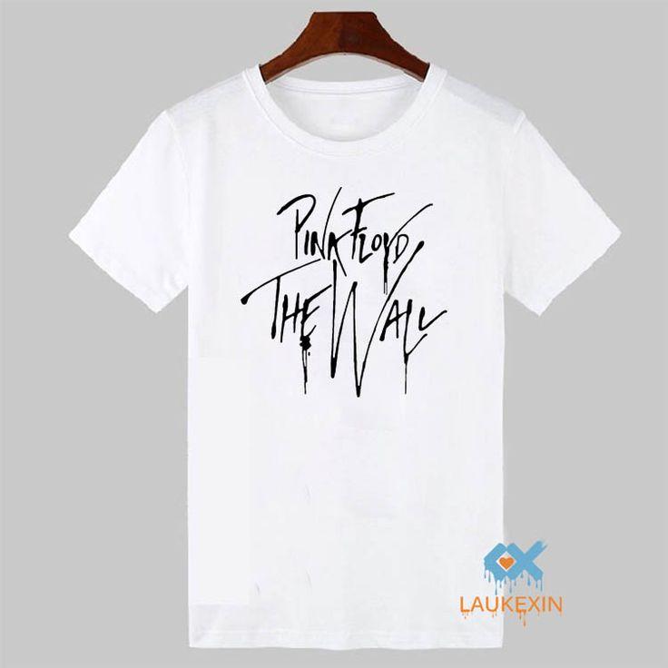 Pink Floyd Mens T-Shirt Hard Metal Punk Rock Printed TShirt Fashion 2016 Short Sleeve O Neck Cotton T-shirt Adult Tee Shirt. Yesterday's price: US $19.00 (15.42 EUR). Today's price: US $12.35 (10.08 EUR). Discount: 35%.