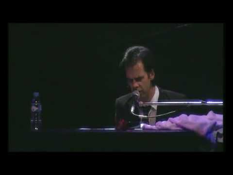 Nick Cave and The Bad Seeds - Into My Arms - Live. Must admit I wasn't a very big Nick Cave fan until I heard this amazingly beautiful song of his from the album The Boatman's Call. An album which is now one of my favorites.