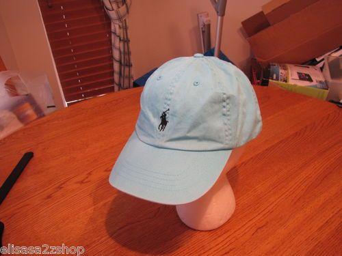 5ef6651c3 ralph lauren polo hats with leather backstrap ralph lauren polo ...