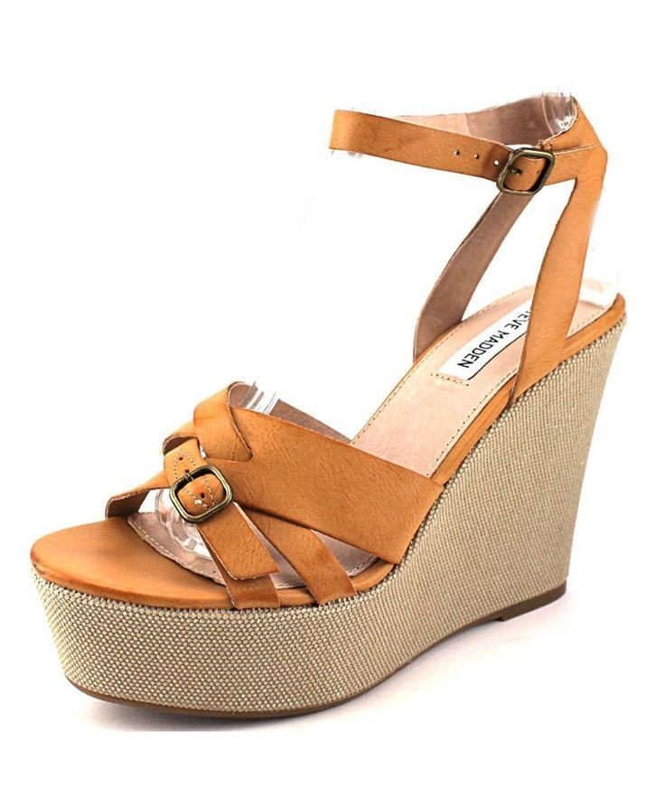STEVE MADDEN Steve Madden Twizter   Open Toe Synthetic  Wedge Sandal'. #stevemadden #shoes #pumps & high heels