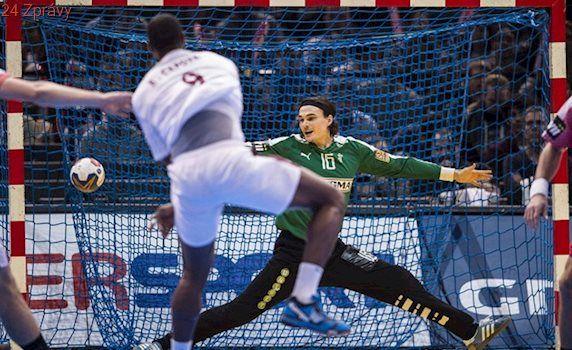 Katarští házenkáři narazí v osmifinále MS na evropské šampiony Němce