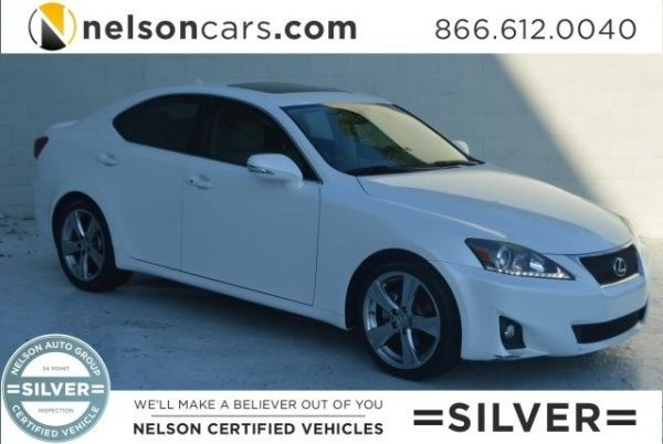 Used 2011 Lexus IS 250 for Sale in Tulsa, OK – TrueCar