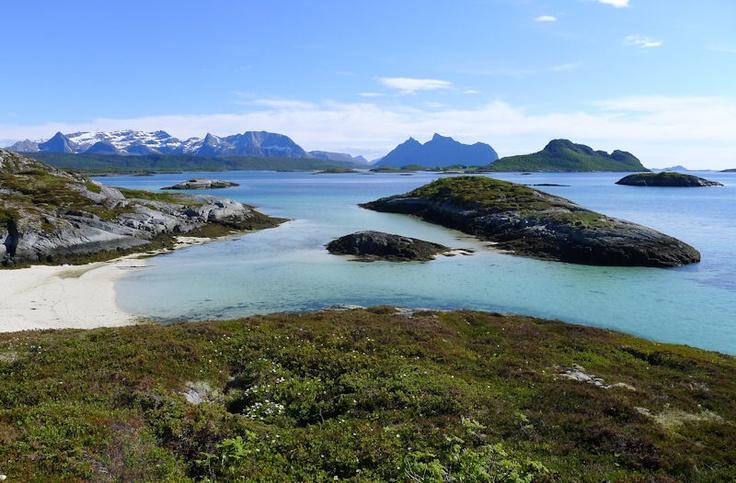 Varangerfjord og seilbåtliv