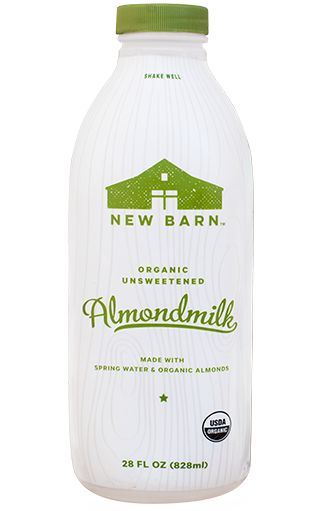 Whole30 Approved | The New Barn Unsweetened Almond Milk