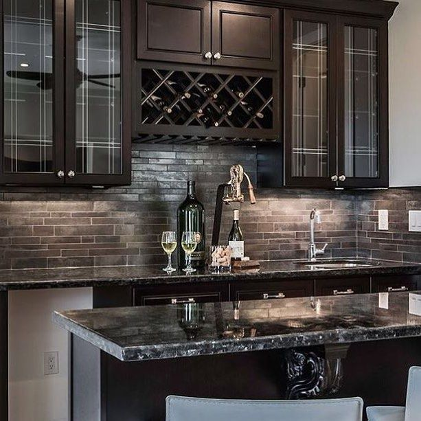 Kitchen Bar Design 2013: Loving This #kitchen #design That Uses @emsertile's