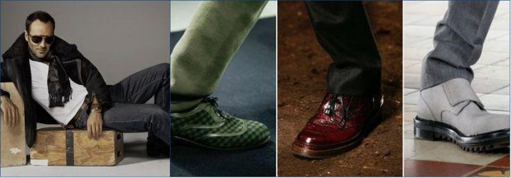 <p> К радости стильных мужчин самая модная мужская обувь к сезону текущему и предстоящему предложена модными дизайнерами в достаточном многообразии.