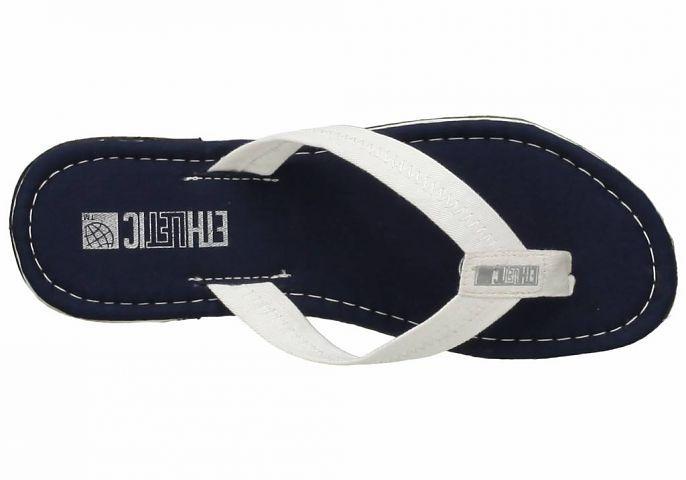 Ethletic Fair Flip Classic 17 Ocean Blue   Just White