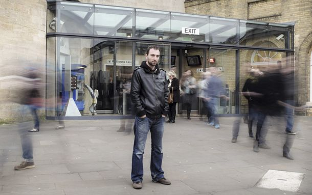 How to add motion blur to your urban photography: step 4