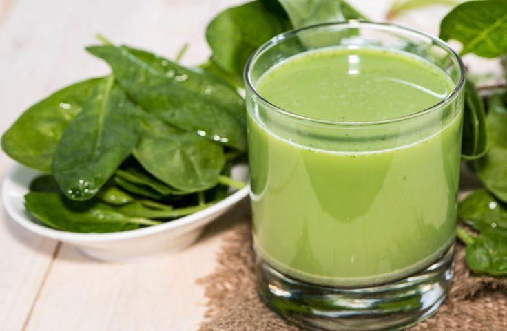 Popeye - Grüne Smoothies Rezept