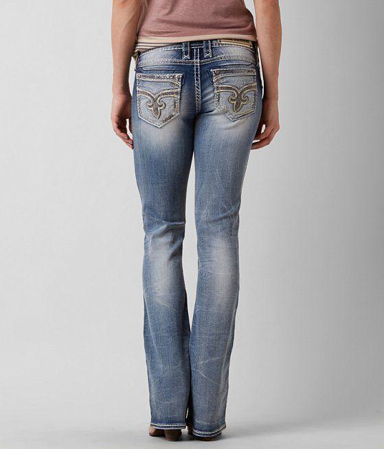 Rock Revival Jayln Boot Stretch Jean - Women's Jeans | Buckle