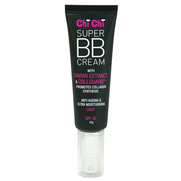 Chi Chi Super BB Cream - Light To read my review click on the lin ----> https://themakeupaficionado.com/2016/06/28/chichi-bb-cream/