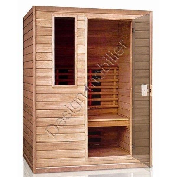 Comment Fabriquer Un Sauna Soi-Meme #15: Sauna Extérieur Infrarouge