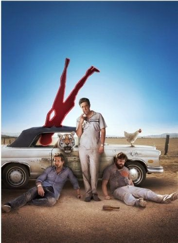 Hangover The Movie Poster 24x36 Art