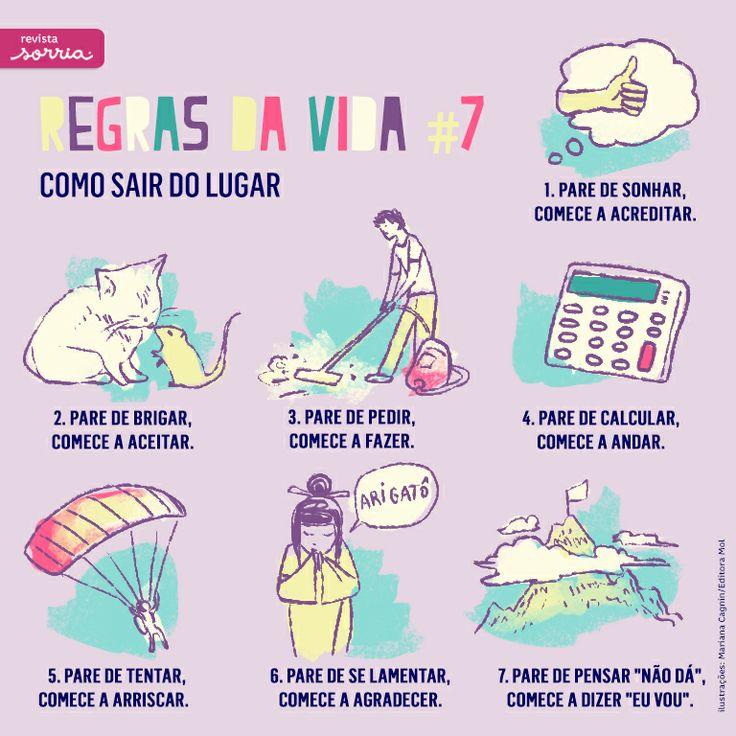 Acompanhe essa e outras séries da Sorria em www.facebook.com/revistasorria.