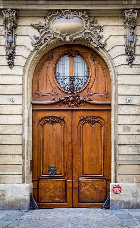 door.... Paris, France