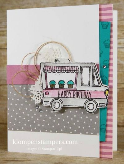 Klompen Stampers (Stampin' Up! Demonstrator Jackie Bolhuis): The Wait is Over (well almost!)
