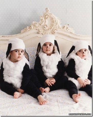 como hacer un disfraz casero de oveja muy fcil divertidas de navidad