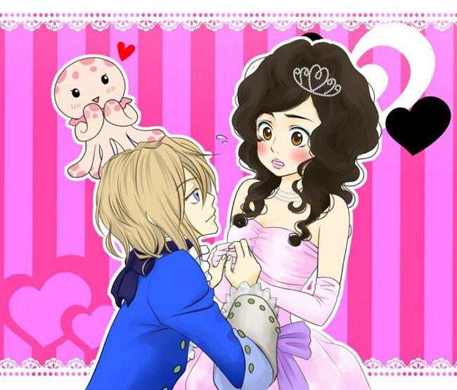 princess jellyfish tsukimi makeover - Google Search